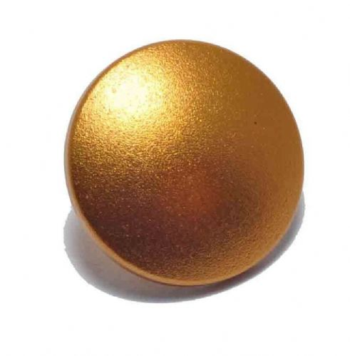 High Quality Shutter Button Soft Release Metal Convex Gold